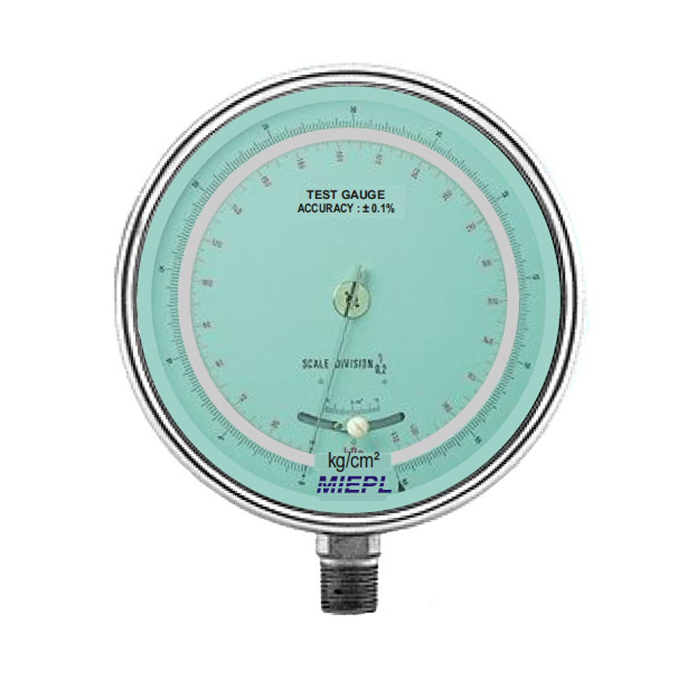 Millennium Instrument Limited  Test Gauge