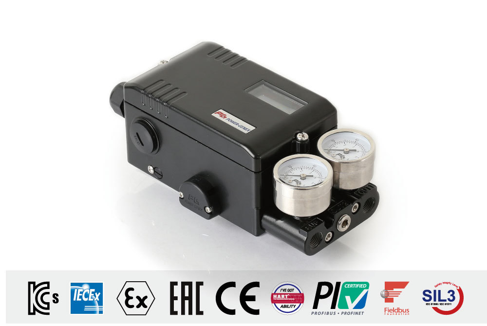Power GenexSMART VALVE POSITIONER