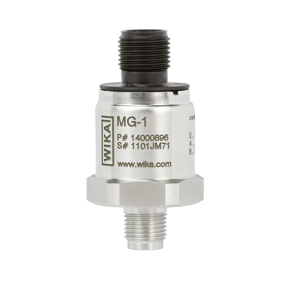 WikaPressure transmitter with output signals CANopen® and J1939
